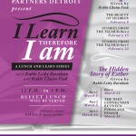 PD Lunch and Learn Series JCC Feb March 2017