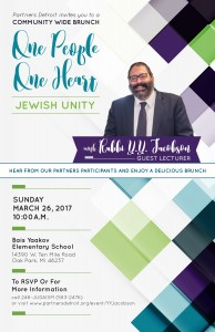 One People One Heart: Jewish Unity with Rabbi Y.Y. Jacobson