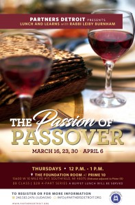The Passion of Passover