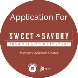 Sweet and Savory apply